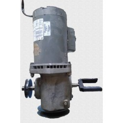 Gearbox and Motor, Back End, RH, 50Hz