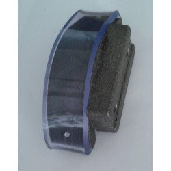 Paddle Turn Cam Assembly (including plastic wearstrip)